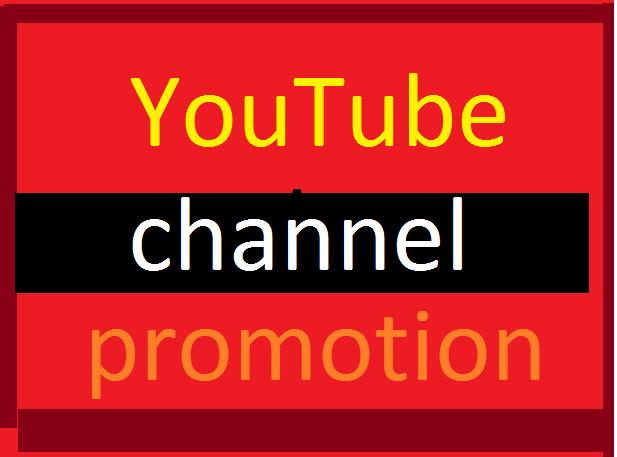 channel promotion Social Media Marketing