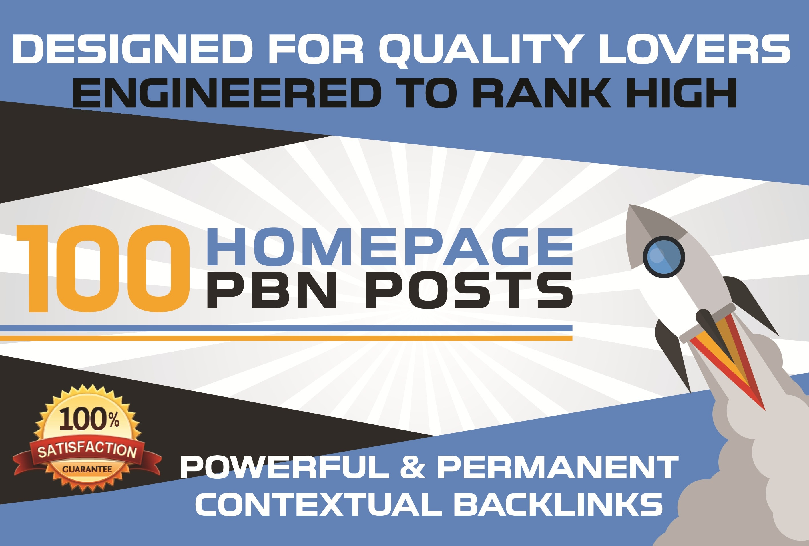 build 100 unique homepage pbn Permanent dofollow backlinks