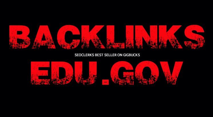 i will do 80 EDU/GOV blog comments do follow backlinks