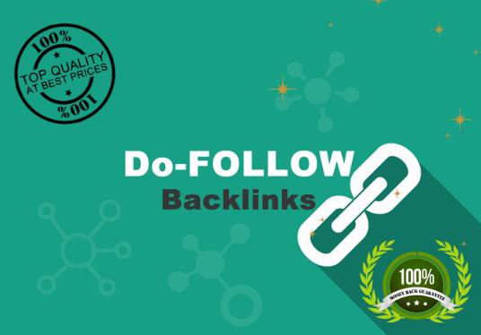 Do 100,000 active do follow backlinks for SEO