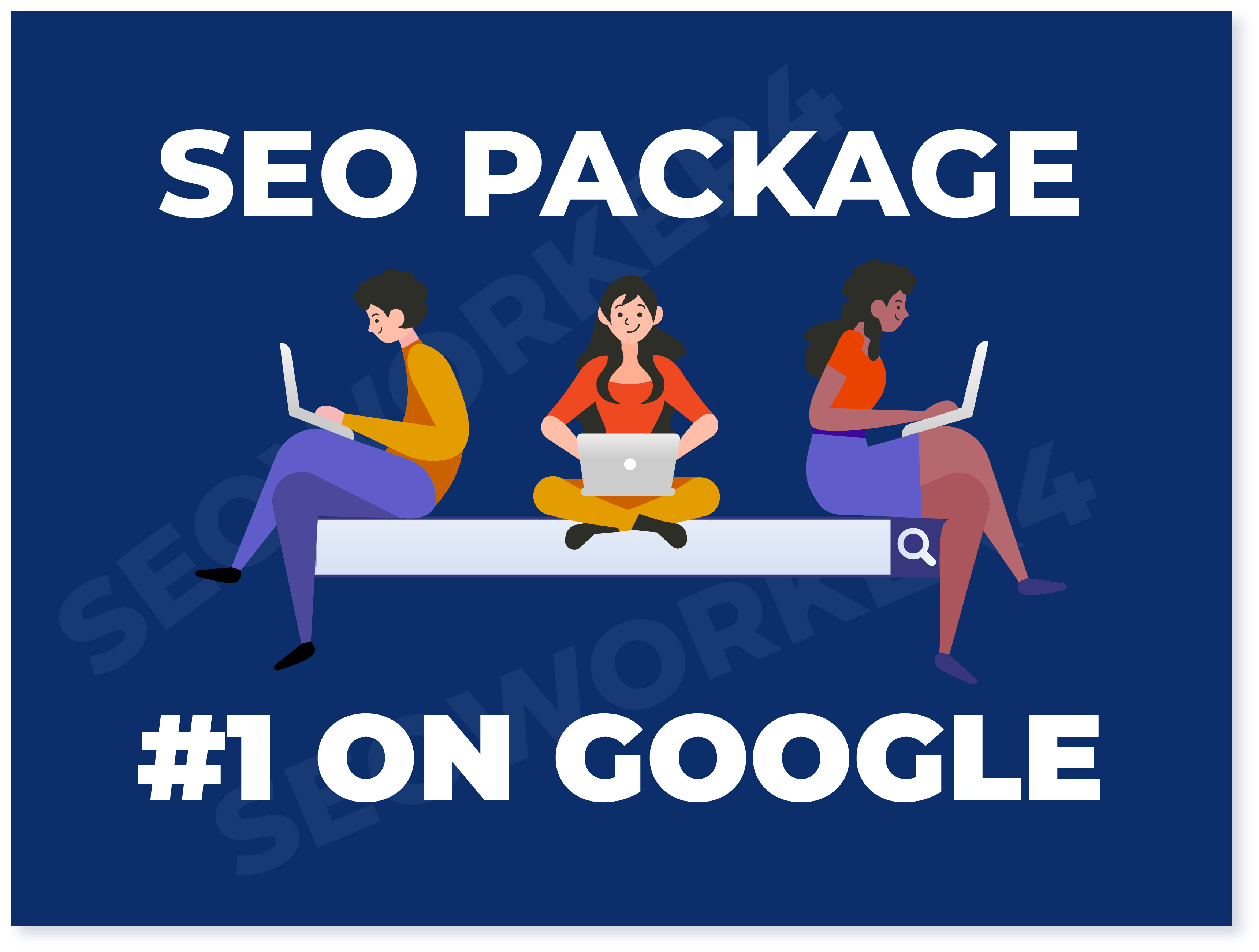 I Will provide seo backlink packages 1 on GOOGLE