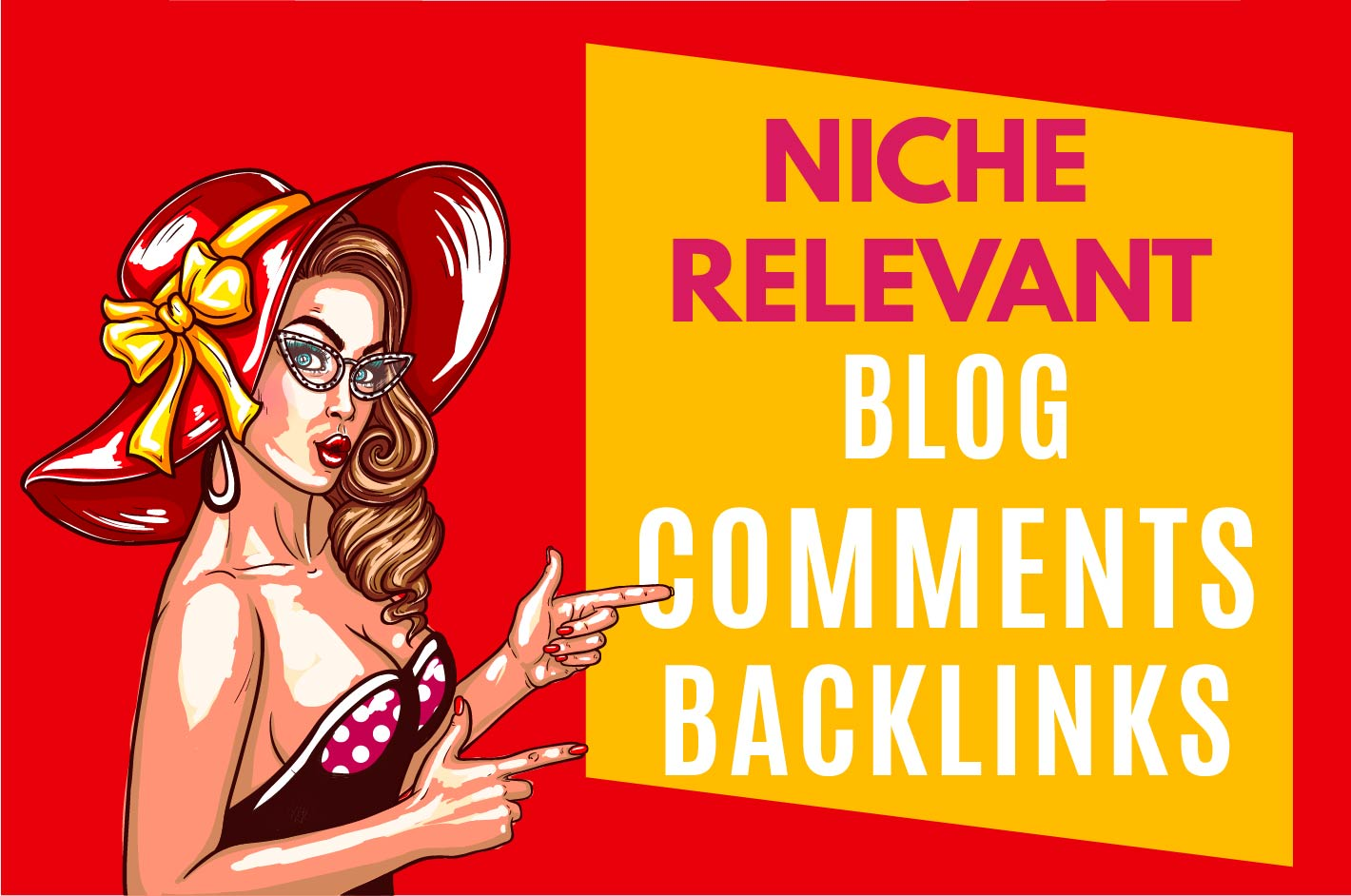 I will provide 27 niche relevant blog comments