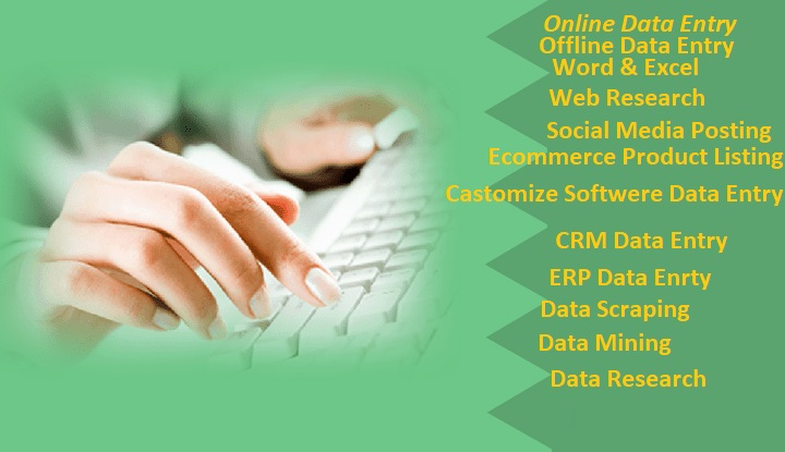 I will do your virtual assistant for web research and copy paste,  typing,  data entry