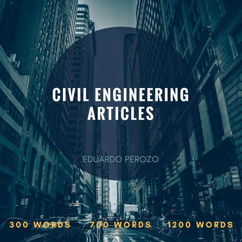 I will write an Article about Civil engineering