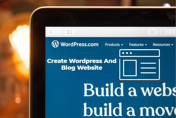 I will create your ecommerce wordpress website