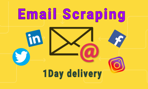 I WILL DO WEB SCRAPING FROM ANY WEBSITES