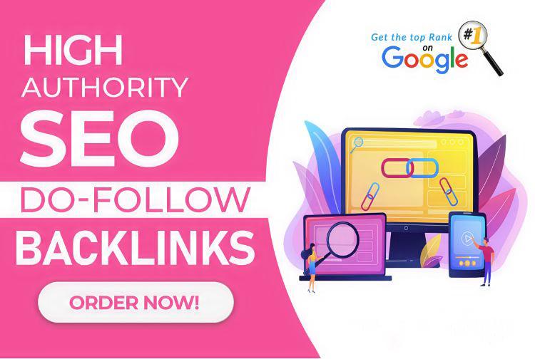 I will provide 100 high authority dofollow backlinks for SEO ranking