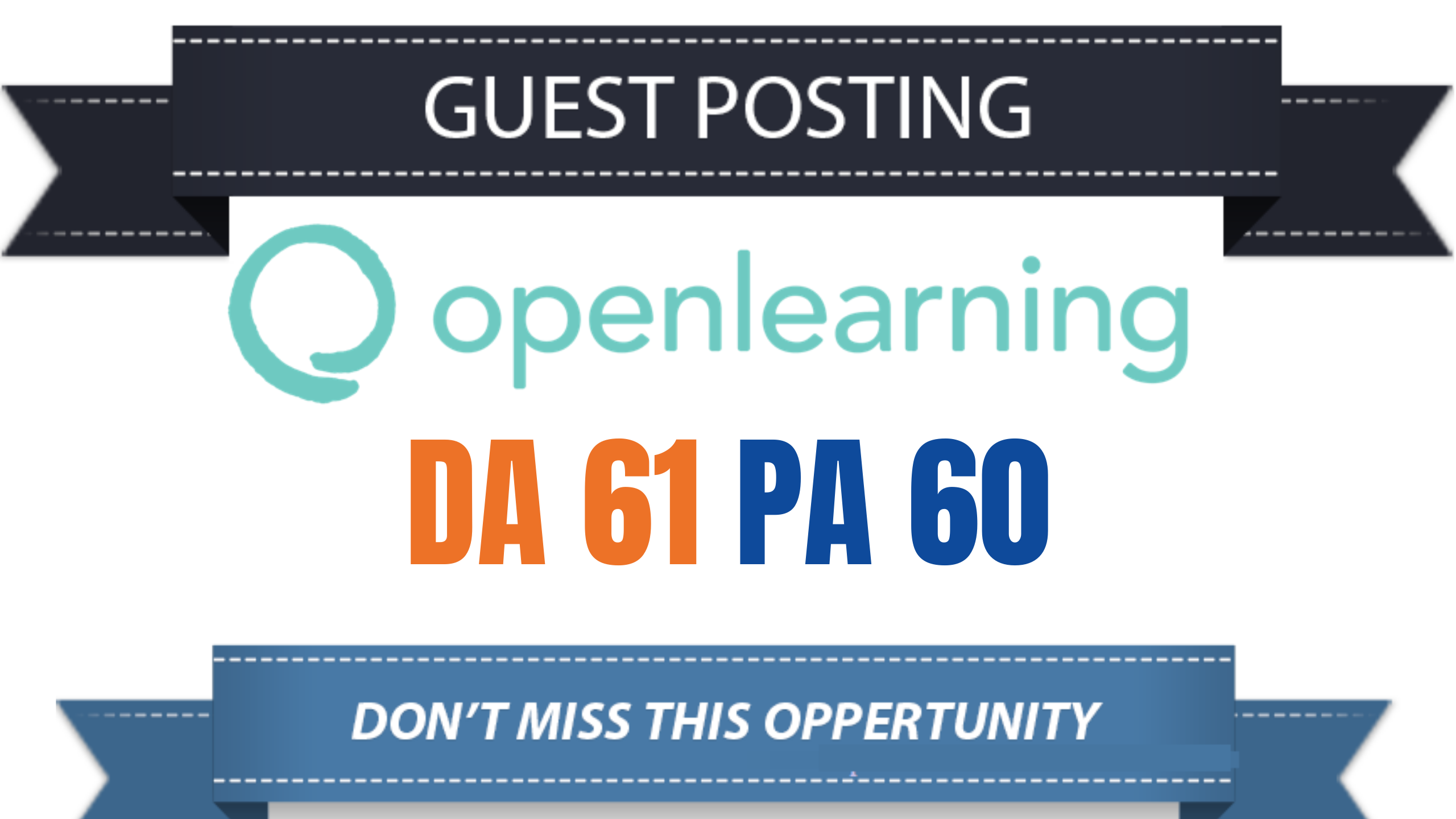 Write And Publish Guest Post On Openlearning.com Blog