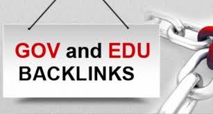 i will do 20edu and 20gov backlinks blogcomments manually works