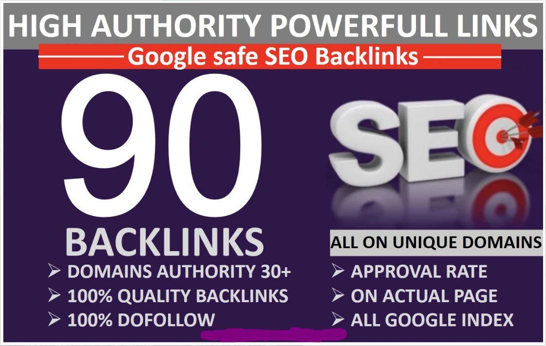 i will do 90 unique domain blog comments