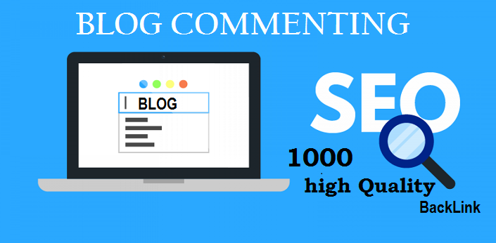 i will create 1000 high quality blog comment