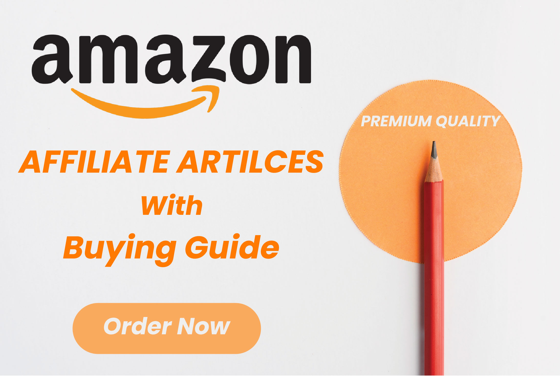 write an outstanding amazon affiliate article and buying guide