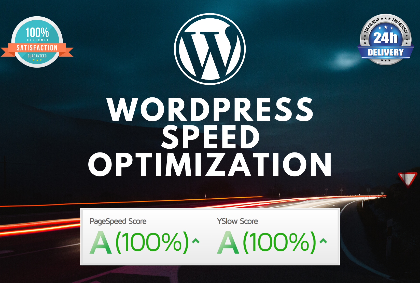 I will do wordpress speed optimization and increase gtmetrix page speed