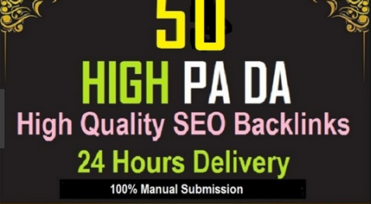 I will provide 50 high DA PA quality unique domain backlinks through my blog comment services