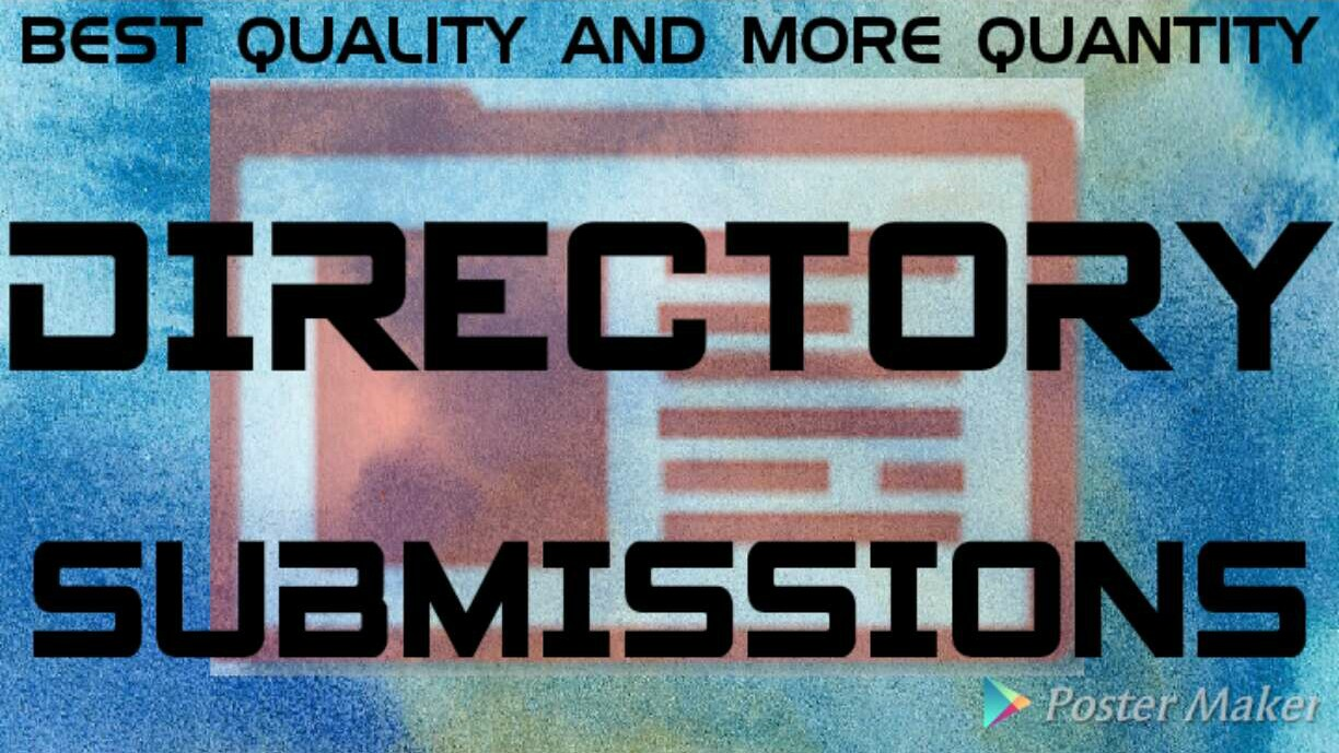 I will submit your website to 500 directories within 24 hours