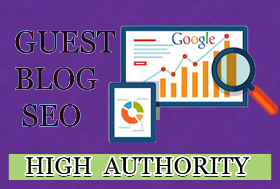 Publish 80+guest post high DA PA website for you