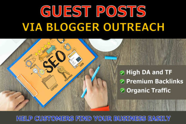 Write and publish SEO friendly article for your website