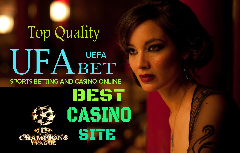 700 Casino & Gambling Web2.0 homepage backlinks on unique websites