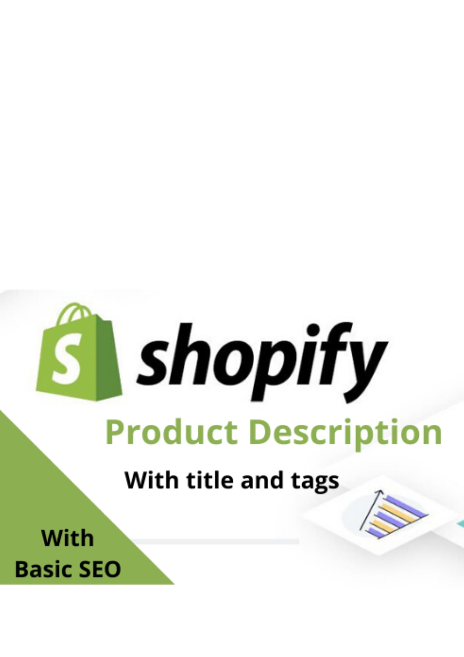 best persuasive SEO shopify product description with title and tags