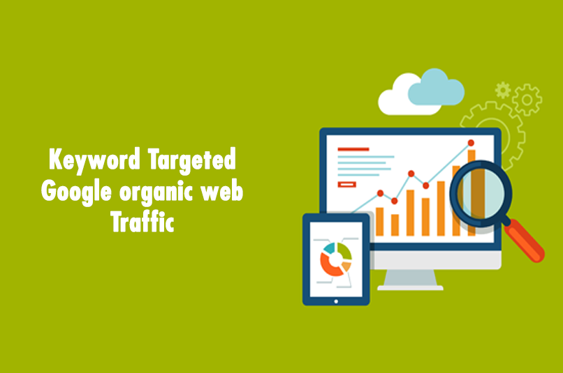 keyword targeted 5000 google organic traffic