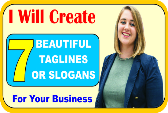 I Will Formulate The Best Names,  Taglines or Slogans For Your Business,  Brands and Products