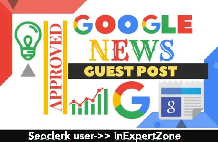 I will publish your article on dofollow google news approved blog