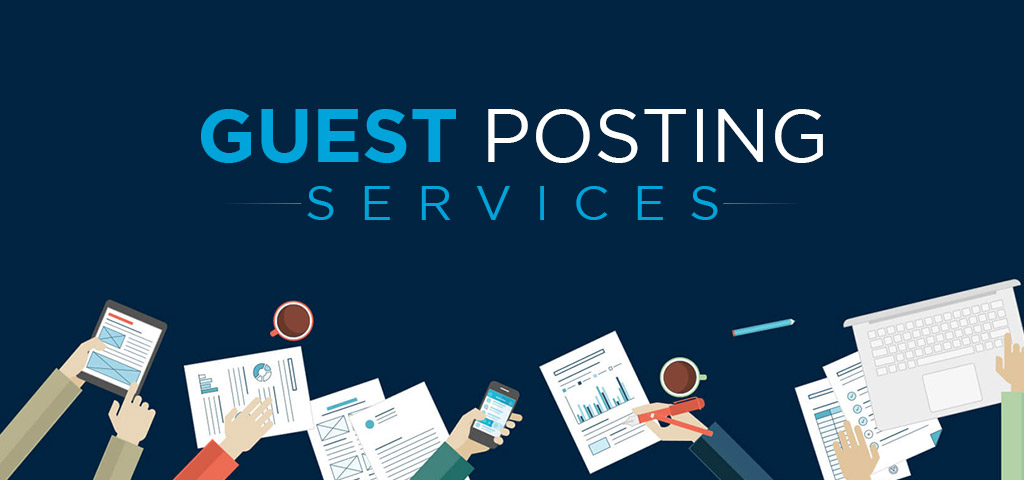 Guest Post Service on High Authority Sites