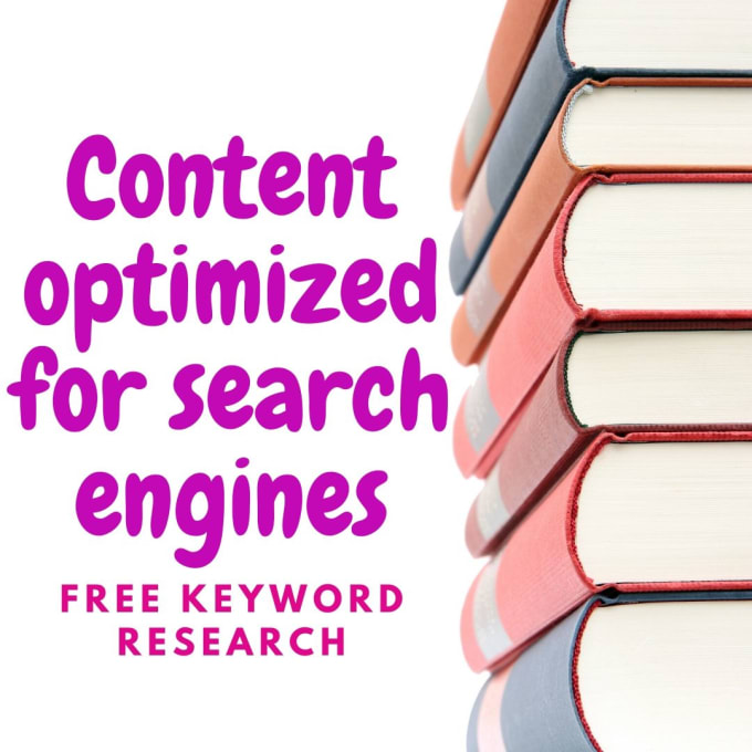 I will write 5x500 word unique SEO web and blog content for you