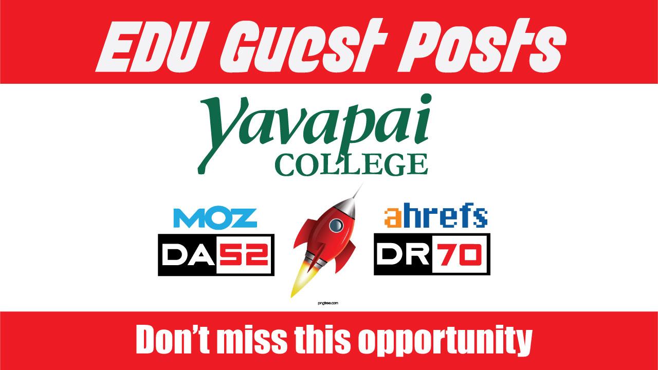 EDU Guest Post on YC - DA52,  DR69 - DoFollow Link