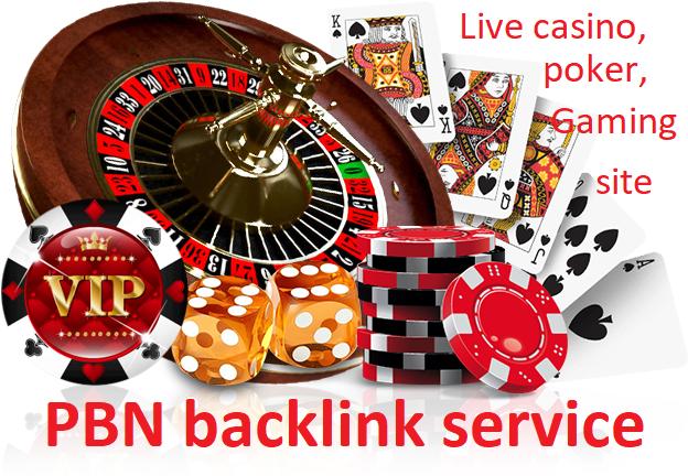 Google Top1 Guaranteed OR refund money Casino,  Poker,  Gaming website for PBN backlinks