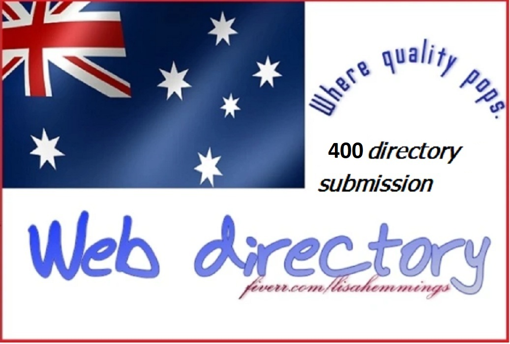 I will submit mannually high quality 400 Directory submission