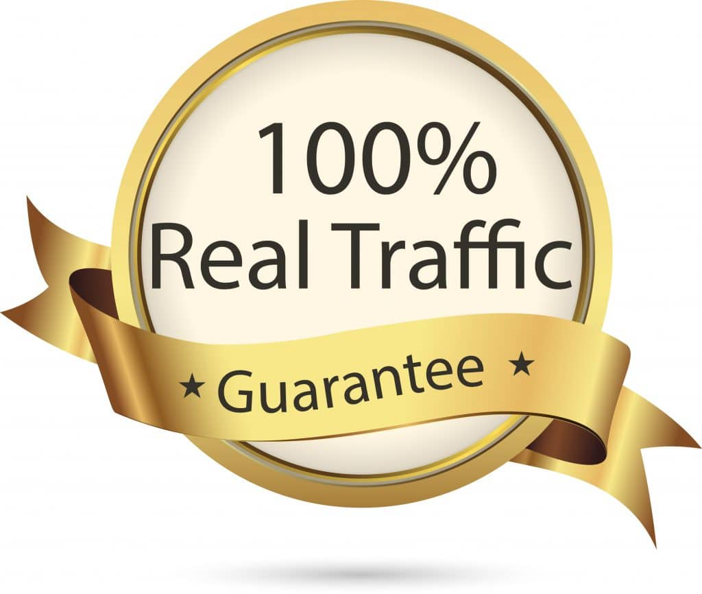 Get REAL VISITORS To Your Website