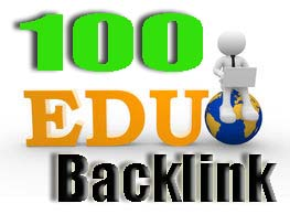 Build 100 HQ. EDU backlinks and rank higher on Google.