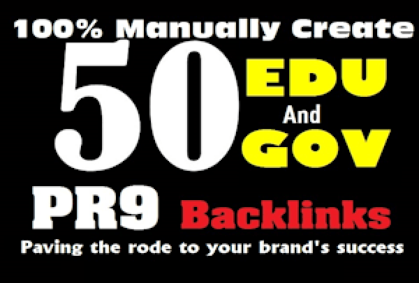 Manually 50 edu backlinks high domain authority to boost your website seo