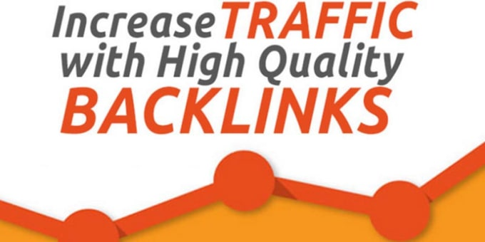 I will Create increase 500+ traffic with high quality backlink