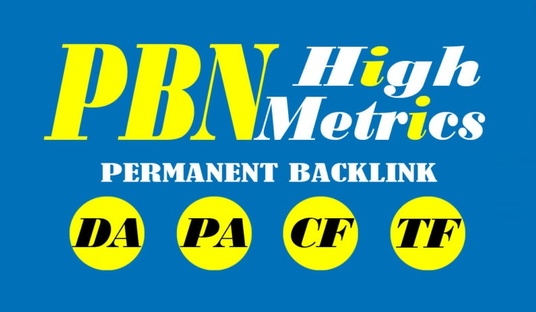 High Quality 150 PBN Backlinks on Unique Domains To Website Improving