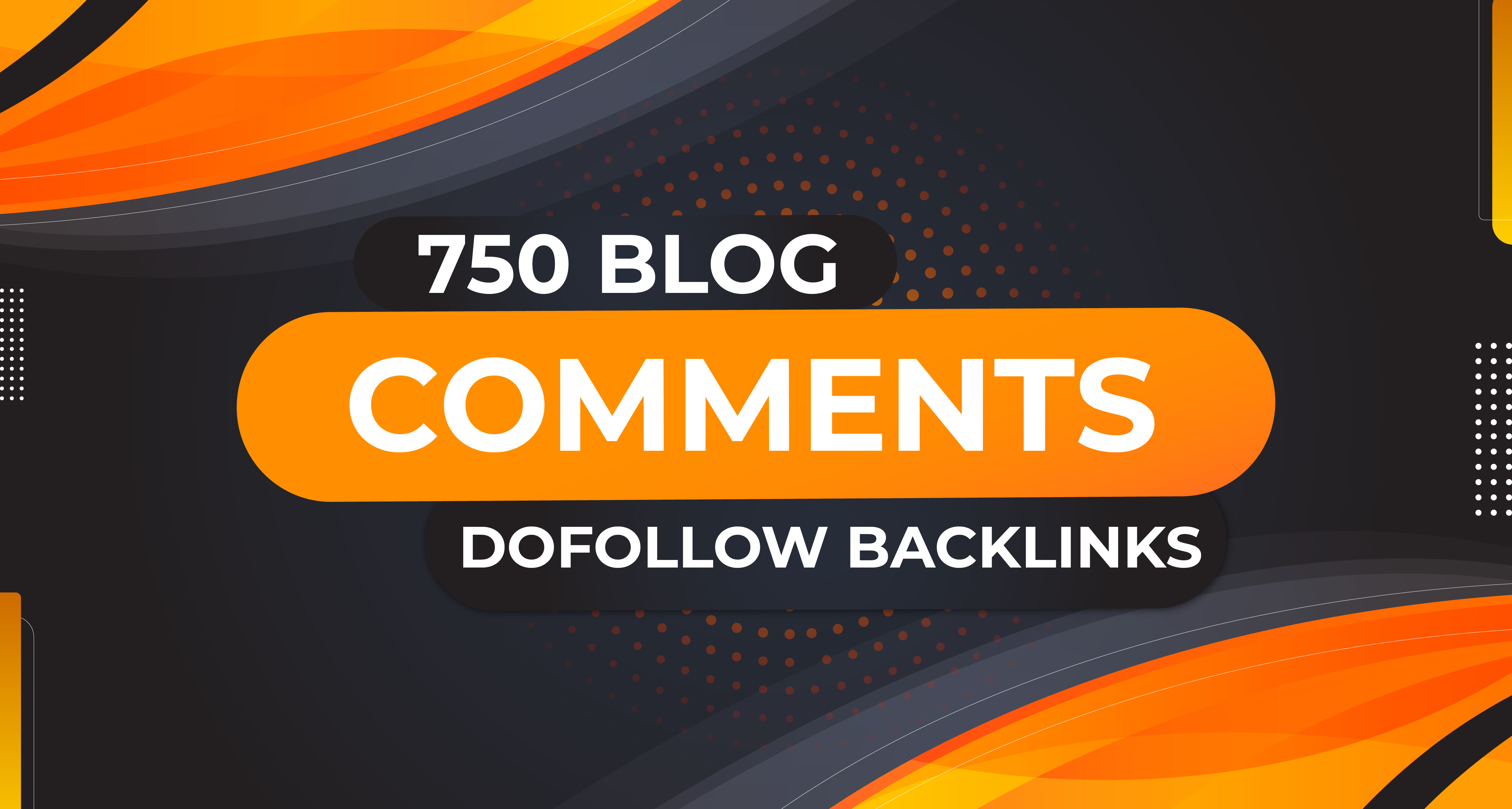 750 MANUAL Dofollow Blog comments Backlinks on High DA Sites