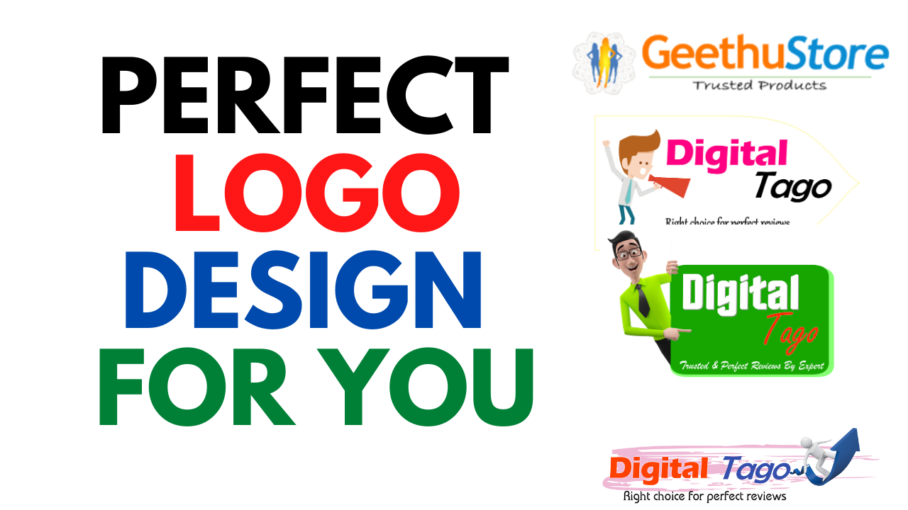 Design a professional and unique business logo for You