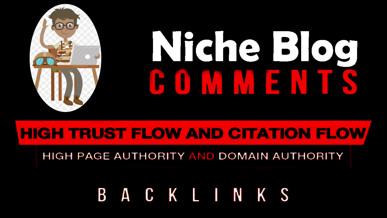 I Will Do Manually 65 Niche Revelant Blog Comment SEO Link Building Service