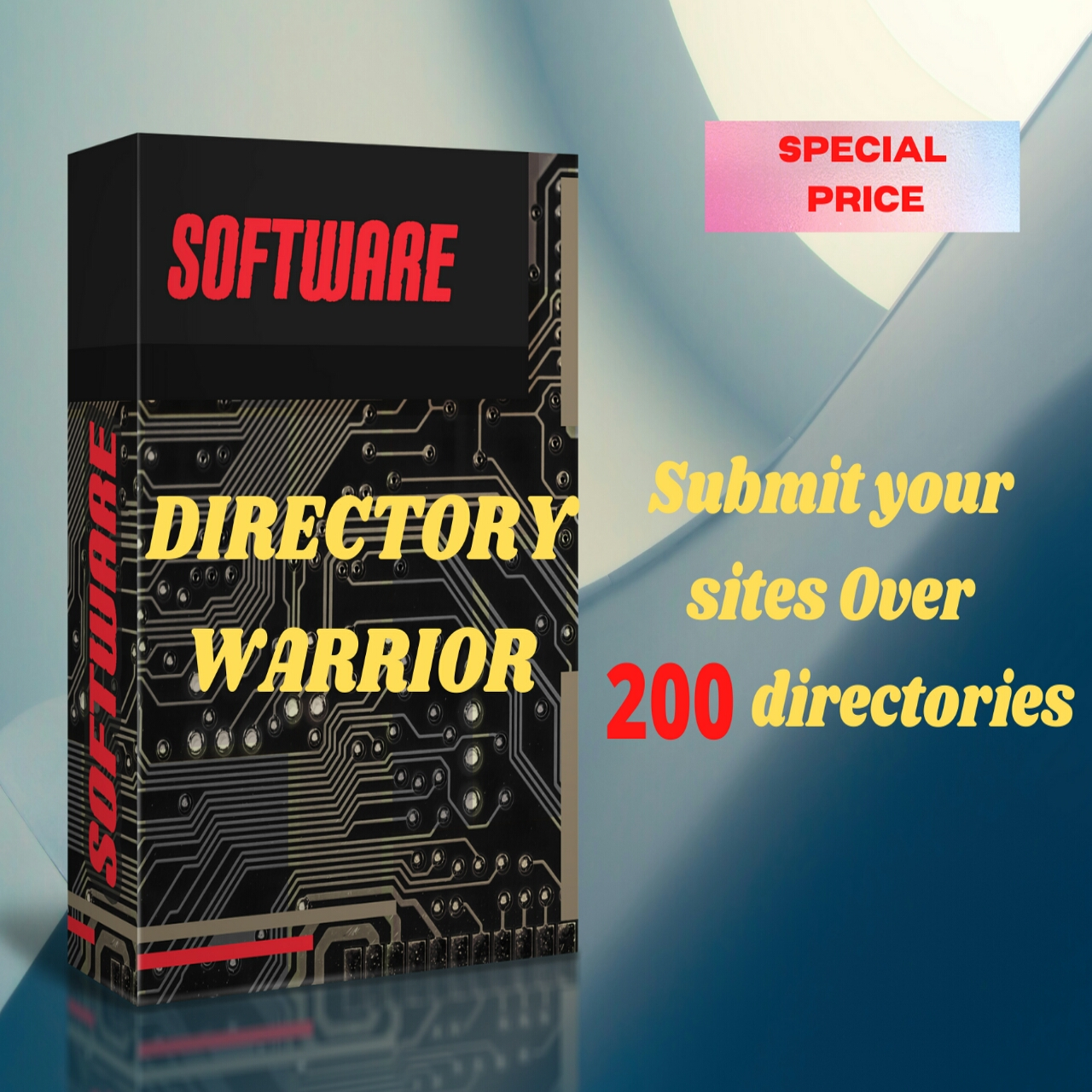 Directory Warrior Software- Submit sites to over 200 directories