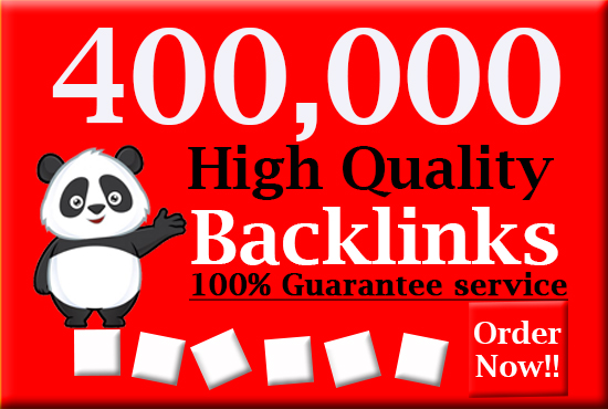 Get ultimate the best 400,000+live check link high quality GSA Backlink for more power your site