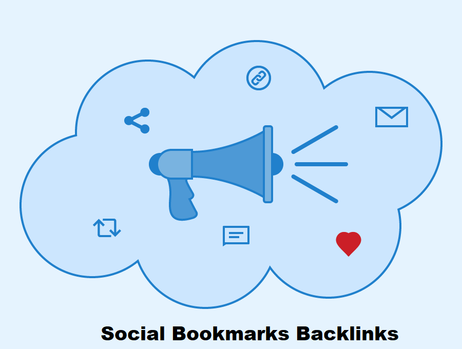 30 High-Quality Social Bookmarks Backlinks