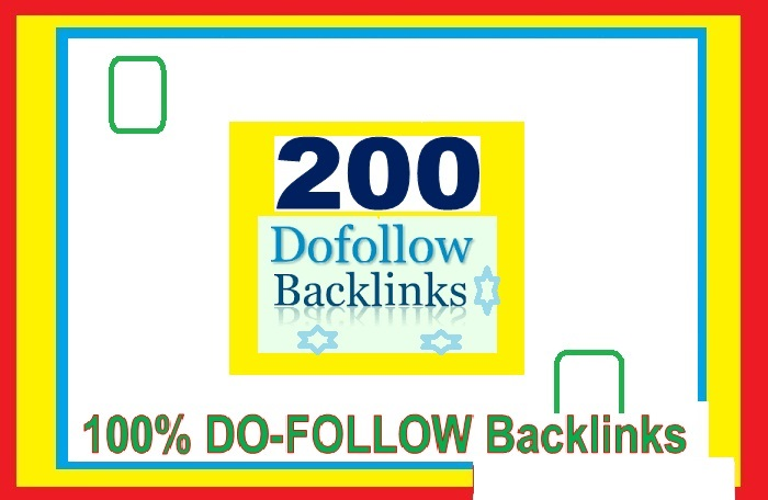 Manage & add 200 Do-follow Backlinks mix platforms for Your Websites for 4