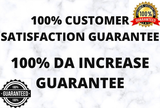 I will increase domain authority moz da 50 + in 30 days