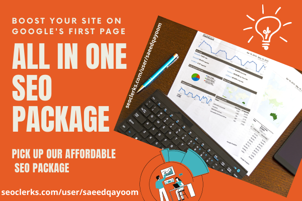 Rank Website on Google with All In One SEO Package