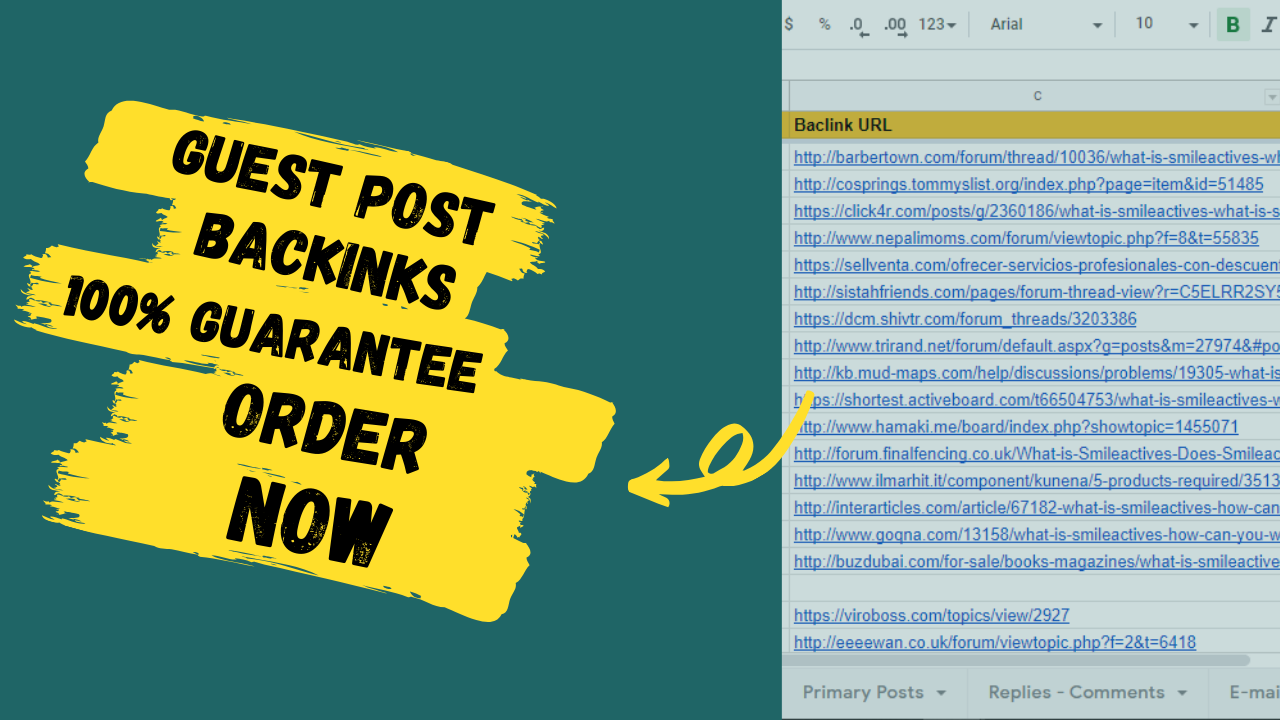 30 Guest Posts SEO Backlinks DA 50 to DA 70+ Permanent Links