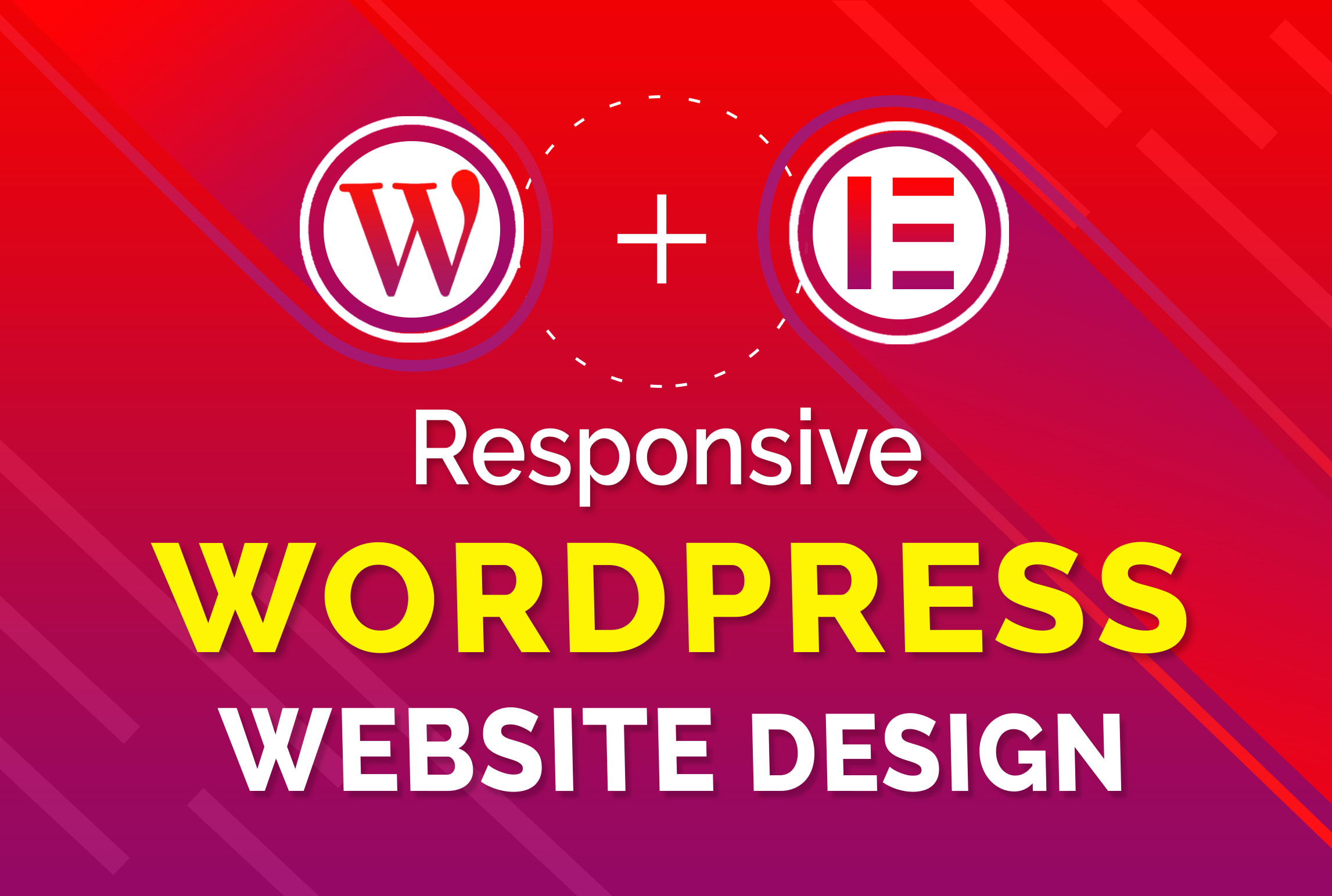 I will create Professional Responsive WordPress Blog Website with Elementor