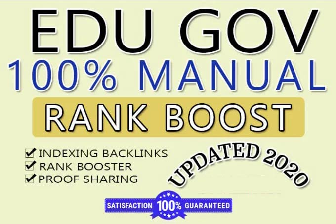 High Authority 160 EDU Backlinks Manually Created From Big Universities