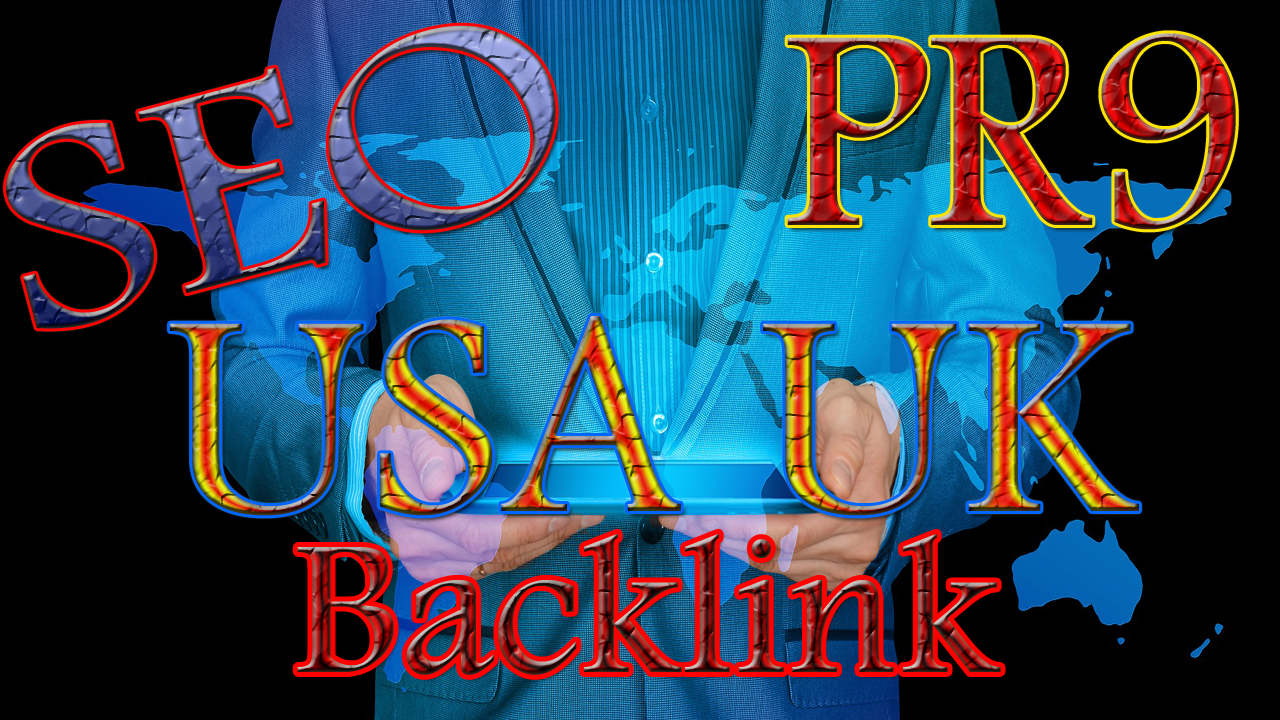 100 USA UK High DA PR9 SEO Link building Safe Backlinks
