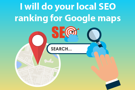 i will do your Local SEO ranking for Google maps